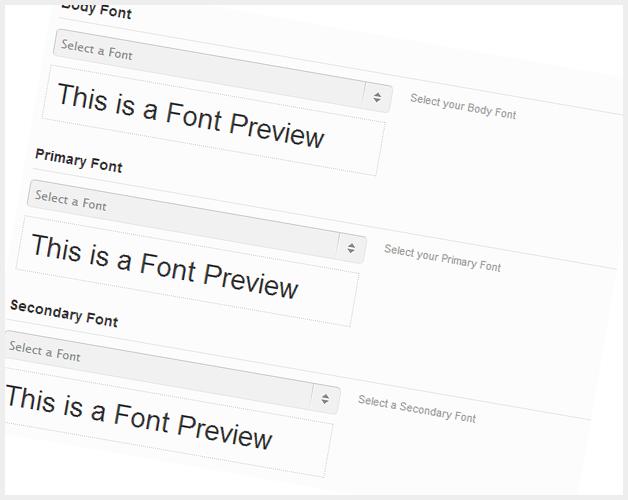 620+ Google Fonts