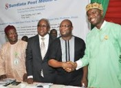 Sundiata Post unveiling: Adesina charges online publishers on credibility